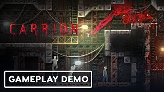 Carrion Will Fulfill SOME of Your Gross Tentacle Monster Fantasies - Gamescom 2019 by IGN