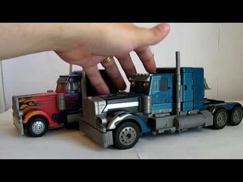 Optimus Prime - FINALLY! Sorry for the wait guys! Enjoy the video!
