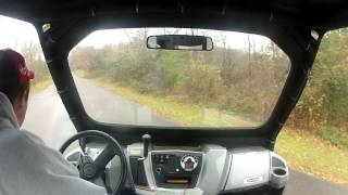 3. 2009 Polaris Ranger 700 EFI HD (Cab View)