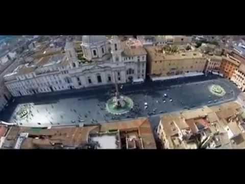 drone su roma - la nostra bellissima capitale vista dall'alto!
