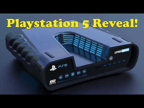 PS5 (2020) Reveal! - Backwards Compatibility, Crossplay and More?!