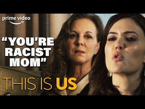 Rebecca Confronts Her Mother on Her Racist Behaviour | This is Us | Prime Video