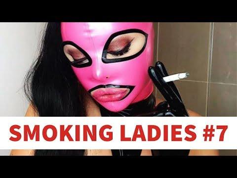 smoking ladies