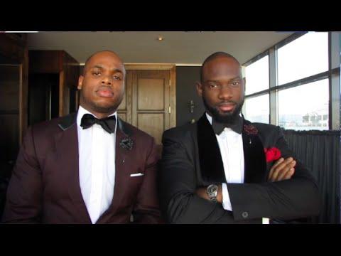 Men's Style Tips - White Shirt for Black Tie & Other Tips