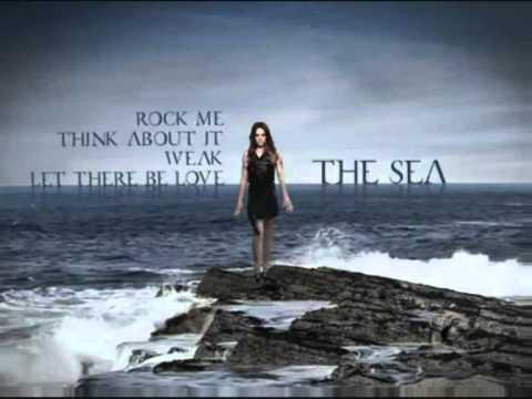 Tekst piosenki Melanie C - The Sea po polsku