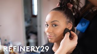 Video Get Ready With Nia Sioux For The Streamy Awards | Get Glam VR | Refinery29 MP3, 3GP, MP4, WEBM, AVI, FLV Juni 2019