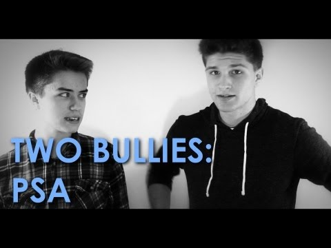 Two Bullies: PSA - Three Amigos Comedy