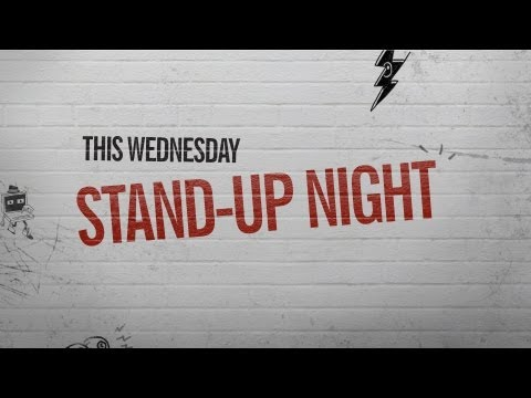 Stand-Up Night - YouTube Comedy Week Live