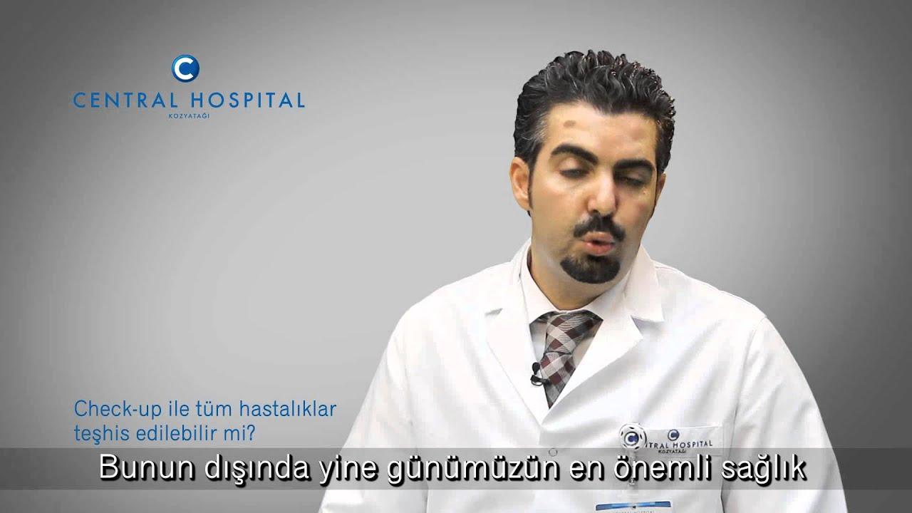 Check-up ile Tüm Hastalıklar Teşhis Edilebilir mi?