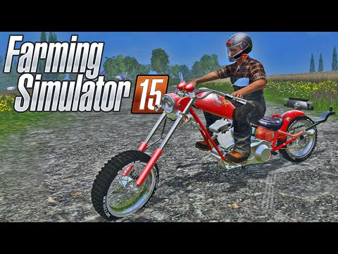 Farming Simulator 2015 - Moto Off Road