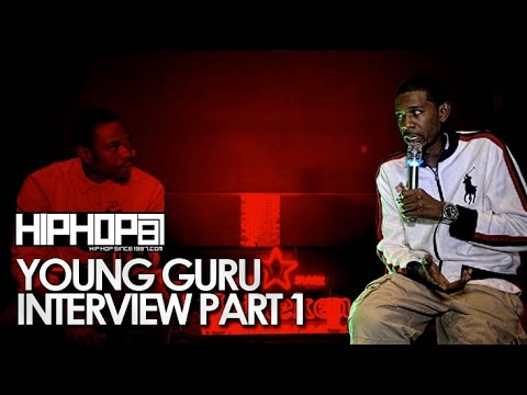 Young Guru Talks Rocafella Era, Engineering Process, Teaching Up & Comers & More