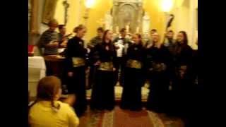 """Klapa Sveta Jelena i Tamburaski sastav """"Baruffa"""", Crikvenice moja"""