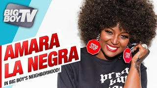 Video Amara La Negra on New Record Deal, Love & Hip Hop & Dealing w/ Hate MP3, 3GP, MP4, WEBM, AVI, FLV November 2018