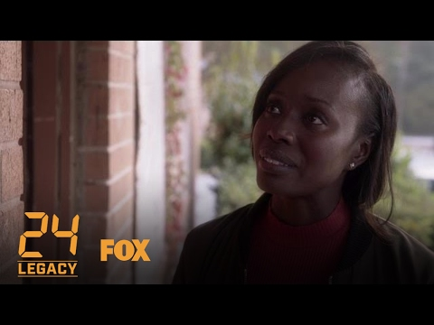 Nicole Says Goodbye To Isaac | Season 1 Ep. 6 | 24: LEGACY