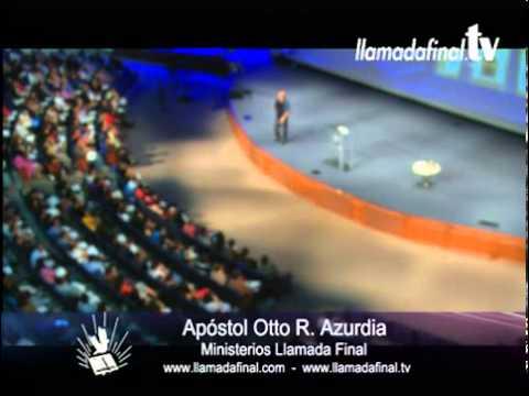 EDIFICA EL TEMPLO  Y TENDRAS PAGO - Apóstol Otto R. Azurdia (видео)