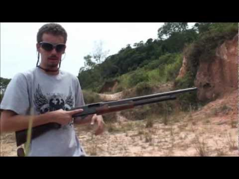 Instrução básica sobre armas de fogo: Espingarda (Parte 3)