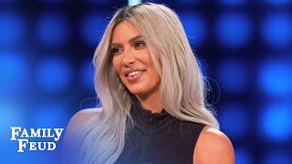 Video Kardashian Vs West! Let's meet the teams! | Celebrity Family Feud MP3, 3GP, MP4, WEBM, AVI, FLV Juni 2018