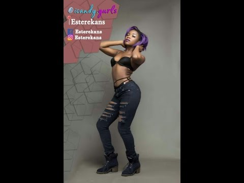 """Official Dance Video """"Cynthia Morgan ft Stonebwoy Bubble Up by Esterekans"""