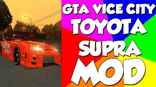 Nonton Ultimate Gta Vice City Mods-Toyota Supra (Fast and Furious) Film Subtitle Indonesia Streaming Movie Download