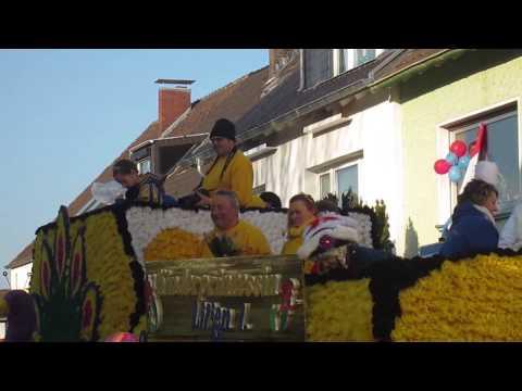 Lilien I.: Meckenheimer Karnevalszug 2015 - Lilien I. (Video)