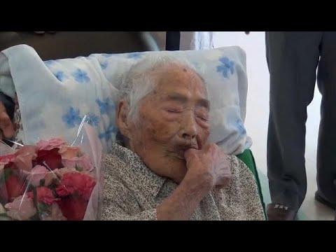 العرب اليوم - شاهد: وفاة اليابانية نابي تاجيما أكبر معمّرة في العالم عن 117 عامًا