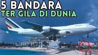 Video 5 BANDARA PALING BAHAYA DI DUNIA... Lo Wajib Nontonn... MP3, 3GP, MP4, WEBM, AVI, FLV Mei 2019