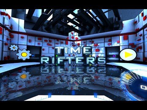 Time Rifters Options Menu