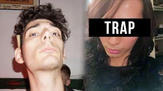 Video Ice Poseidon's First Time with a Trap - Open Mic MP3, 3GP, MP4, WEBM, AVI, FLV Oktober 2018