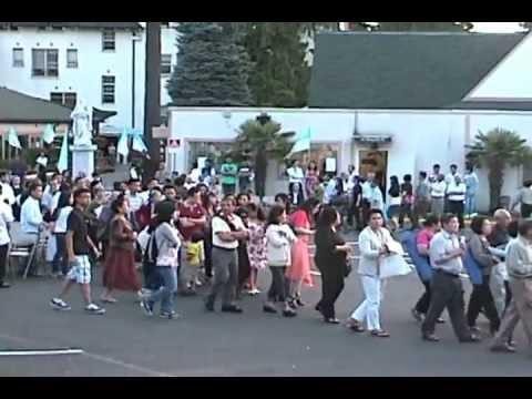 Hành Hương 2012 Thứ 6 & Thứ 7 tại Gx Đức Mẹ Lavang Portland, Oregon. P2.avi