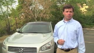 Vehix Review: 2010 Nissan Maxima