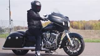 6. Thunder Stroke® 116 ci Stage 3 Big Bore Kit First Ride - Indian Motorcycle