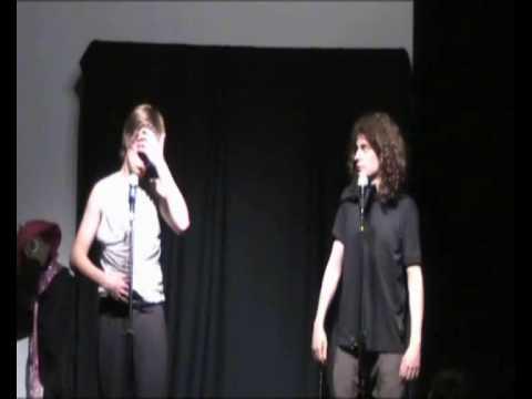 Kabaret Krzesło Wujka Tobiasza - Powrót Harry'ego