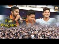 NEPAL IDOL - Top 3 Finalist Porformance in Tudikhel || full Program - buddha, pratap, nishan