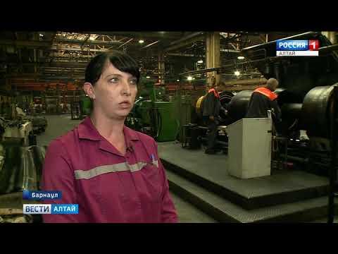 НаАлтае начали производить самые большие вРоссии шины для сельскохозяйственной техники