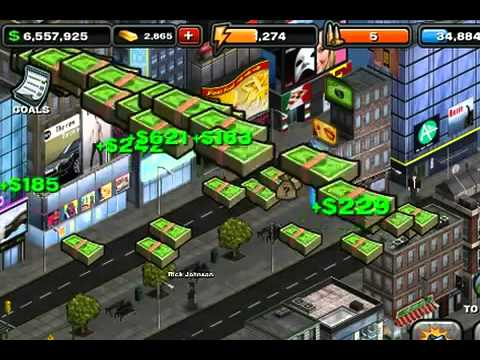 Video of Crime City (Action RPG)
