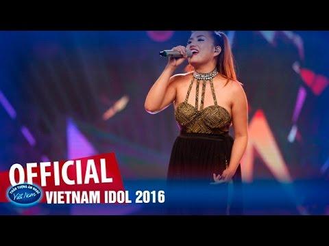 VIETNAM IDOL 2016 GALA 4 - TITANIUM - JANICE PHƯƠNG
