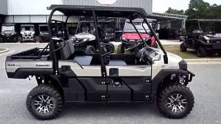 "10. 2017 - Kawasaki Mule PRO-FXTâ""¢ Ranch Edition"