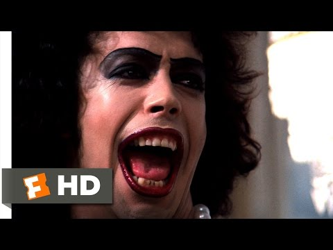 The Rocky Horror Picture Show (3/5) Movie CLIP - Sweet Transvestite (1975) HD