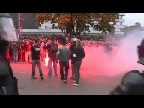 Γερμανία: Κλιμακώνει τις κινητοποιήσεις η ακροδεξιά