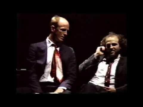 "Improv Theater's ""Film Noir"" first genre longform June 24 1989"