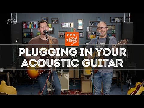 Better Plugged-In Acoustic Guitar#2: LR Baggs Align & T-Rex SoulMate Acoustic – That Pedal Show