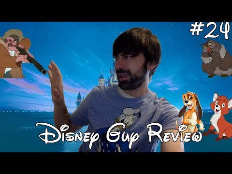 Disney Guy Review - Fox And The Hound