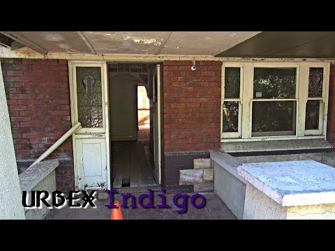 Abandoned- Hidden Condemned Block House 5.