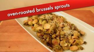 This year, add Oven Roasted Brussels Sprouts to your Thanksgiving side dishes! Tossed with parmigiano reggiano and fresh...