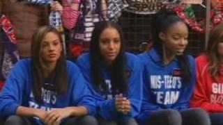 Mis-Teeq (Alesha Dixon) & Girls Aloud (Cheryl Cole) - Eat My Goal (SMTV Gold - 15.11.03)