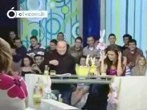 A Montage of Sexist Humor on Lebanese TV - in Arabic