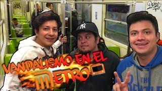 Vlogueando ... En el Metro