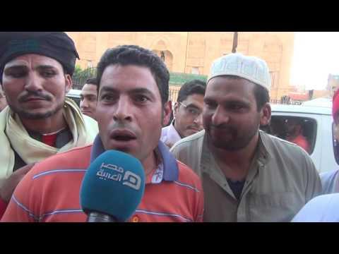 مصر العربية | مواطنون..بنحس براحة نفسية لما بنيجي مولد السيدة زينب