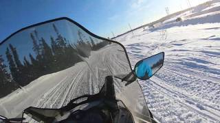 9. 2019 Ski-Doo Expedition Sport Gen 4 Trail and Off Trail riding.