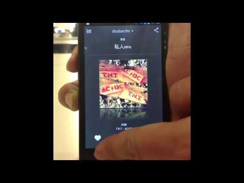 Video of 豆瓣广播